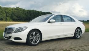 Ein großer Auftritt in jeder Beziehung - Mercedes-Benz S 500L Foto: (so)