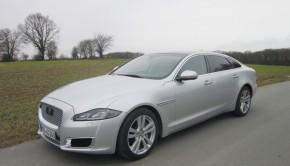 Der neue Jaguar XL - hier in L-Version Foto: so