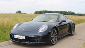 Der Porsche Carrera 4S jetzt mit Biturbo-Antrieb Foto: so