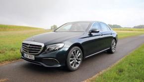 Mercedes-Benz setzt in der E-Klasse feinste Technik in die Tat um - Fotos: so