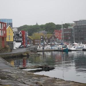 Der Hafen von Torshavn. Fotos: Kanning