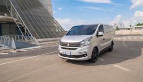 Foto: Fiat. Der Fiat Talento schließt eine Lücke im Nutzfahrzeug-Angebot.