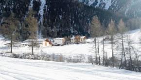 "Der Innerglieshof im Matschertal ist der Initiative ""Roter Hahn"" angeschlossen. Fotos: Spöring"