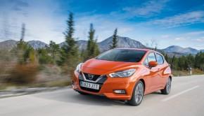 Foto: Nissan. Der neue Nissan Micra ist einer völligen Veränderung unterzogen worden.