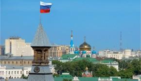 Die wunderschöne Stadt Omsk liegt auf dem Weg und wird besichtigt. Fotos: Dierking